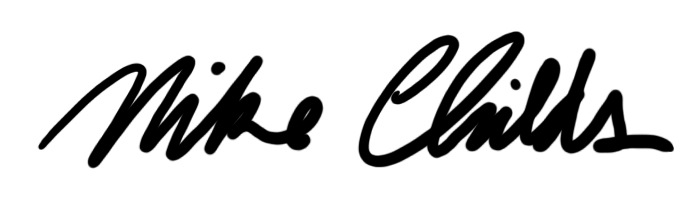 Michael Childs Signature