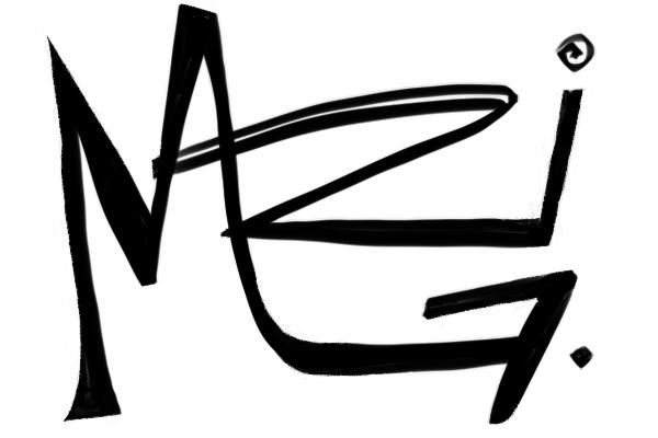 Mari Gyorgyey Signature