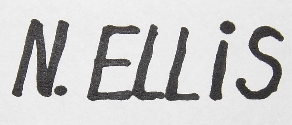 Nancy Ellis Signature