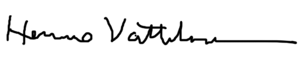 Hemmo Vattulainen Signature