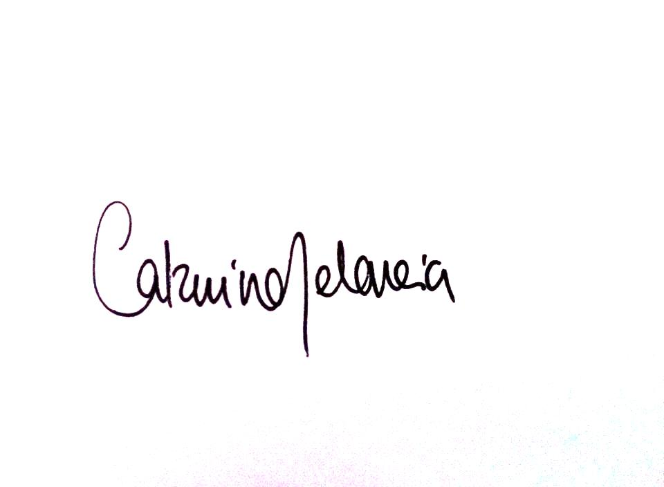 Catarina Melancia Signature