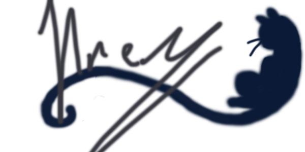 Sydney Popovich Signature