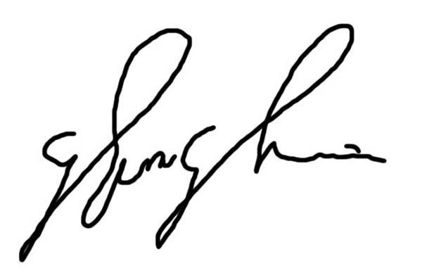 Morgan Harris Signature