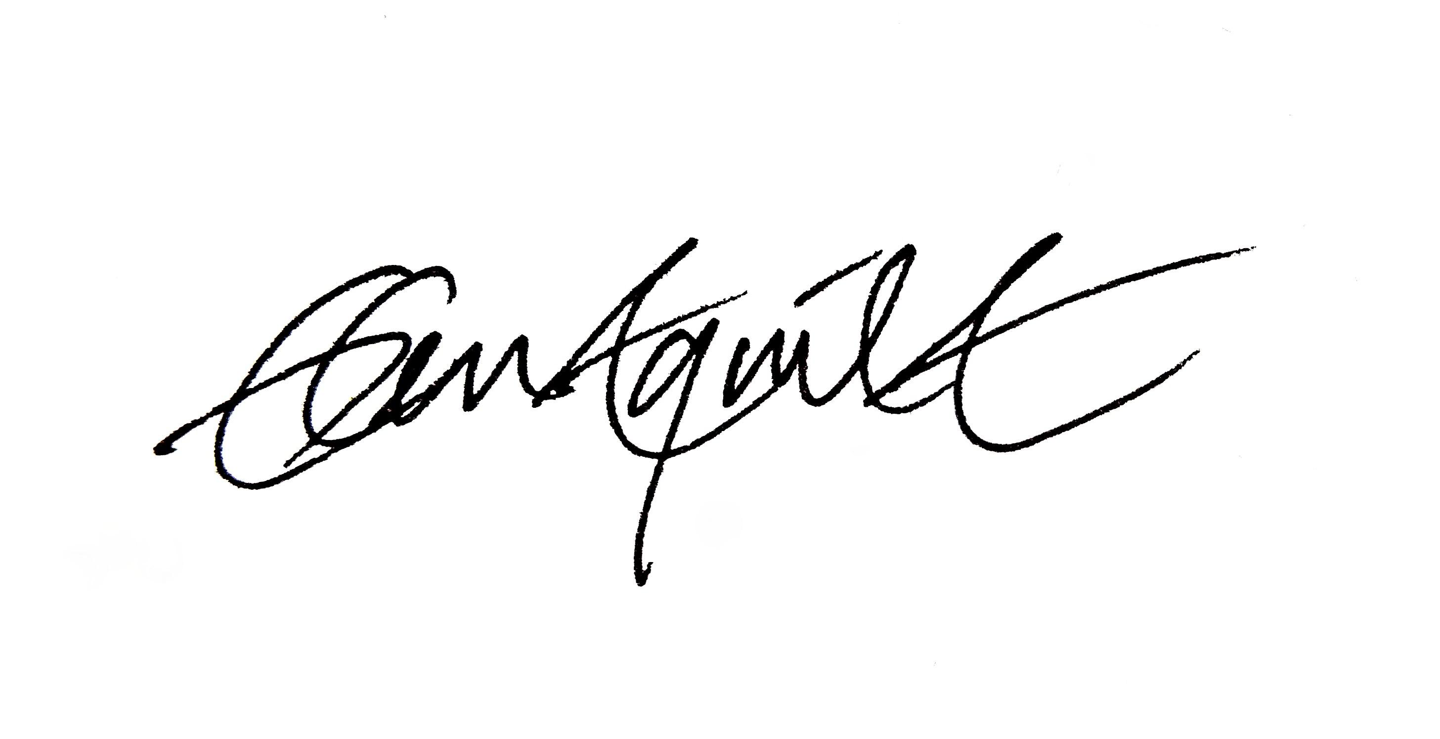 Eben aquila Signature