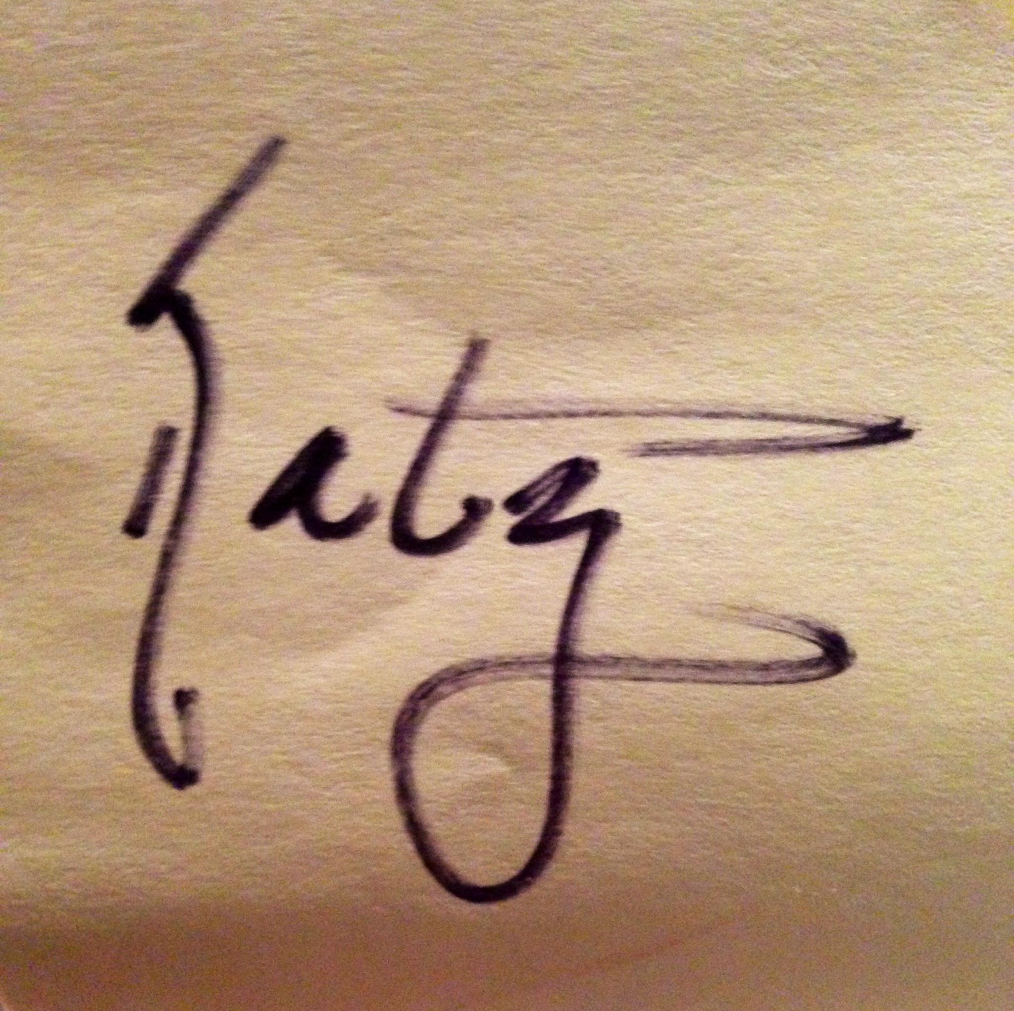 Kathy Linden Signature