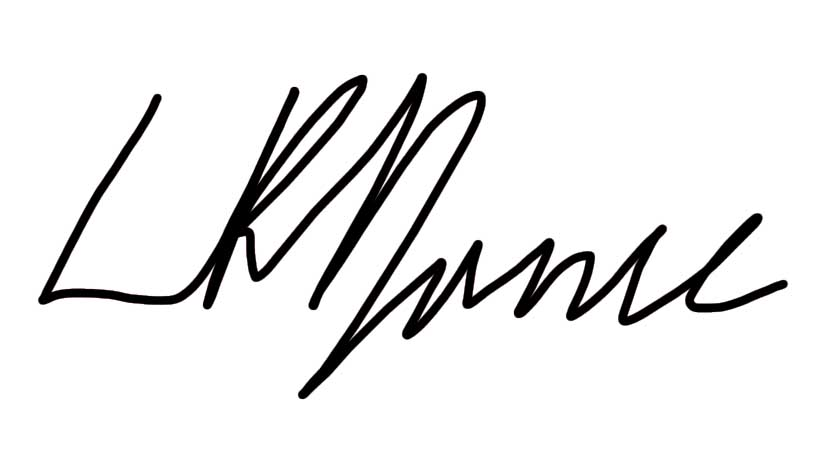 Laura Rose Signature