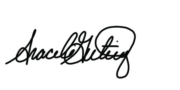 Araceli Gutierrez Signature