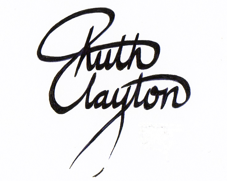 Ruth Clayton Signature