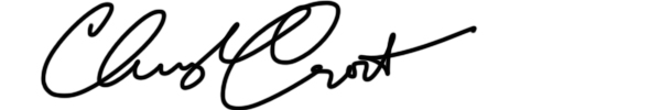 Cheryl Crouthamel Signature