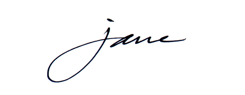 Jane Koteras Signature