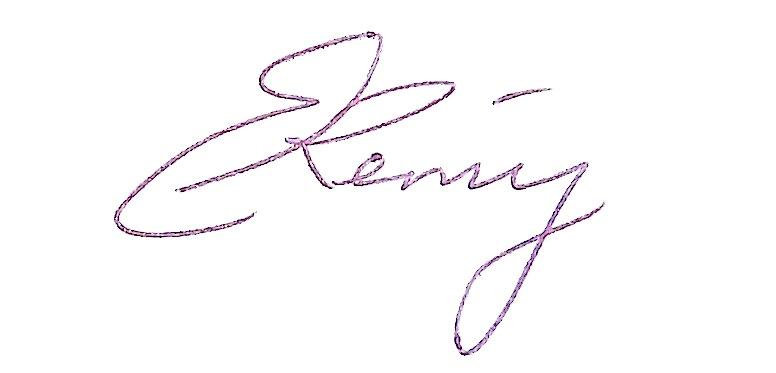 Elsie remy Signature