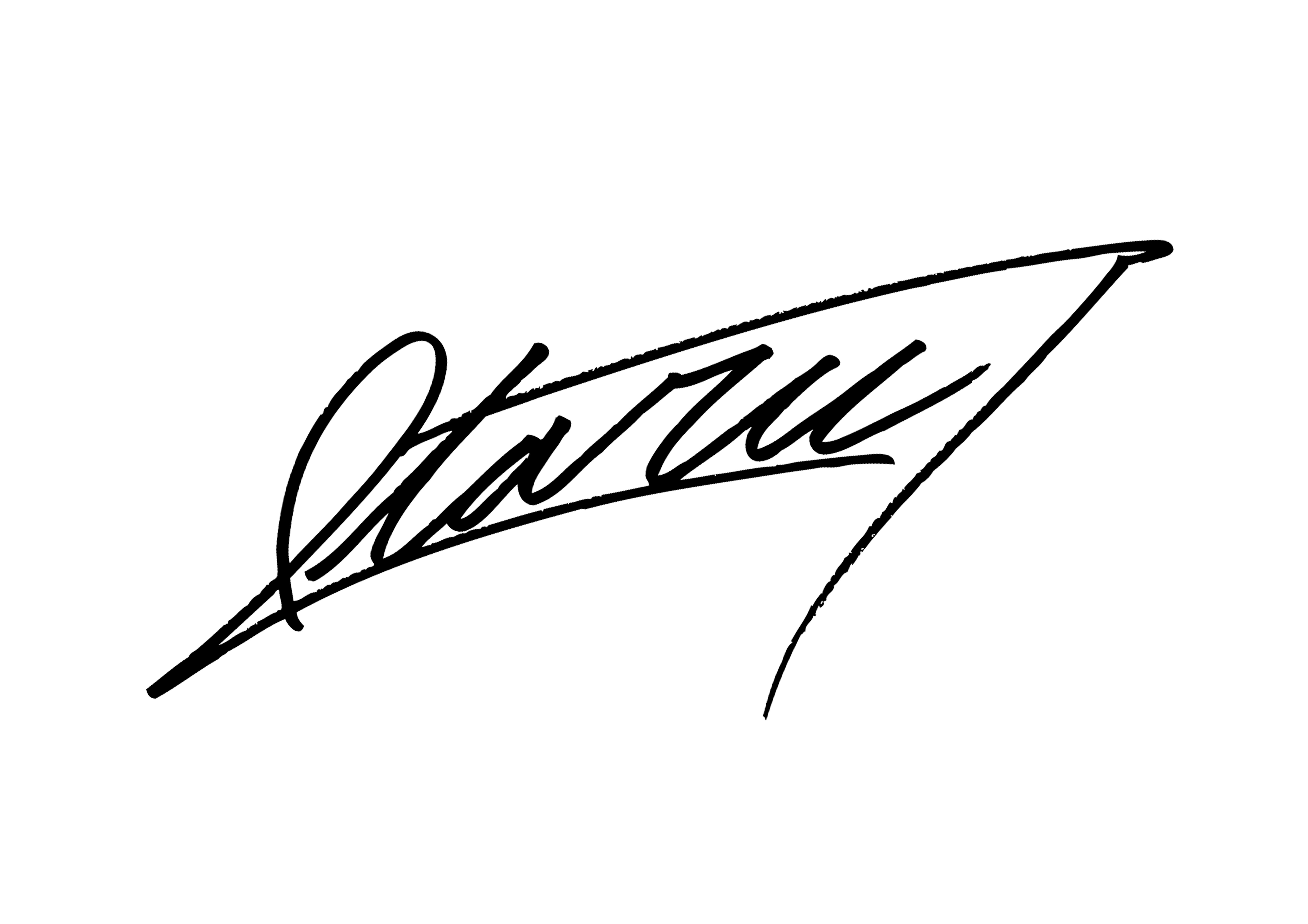 Itaru Tsubota Signature