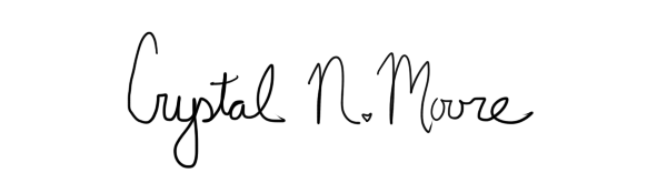 Crystal Moore Signature