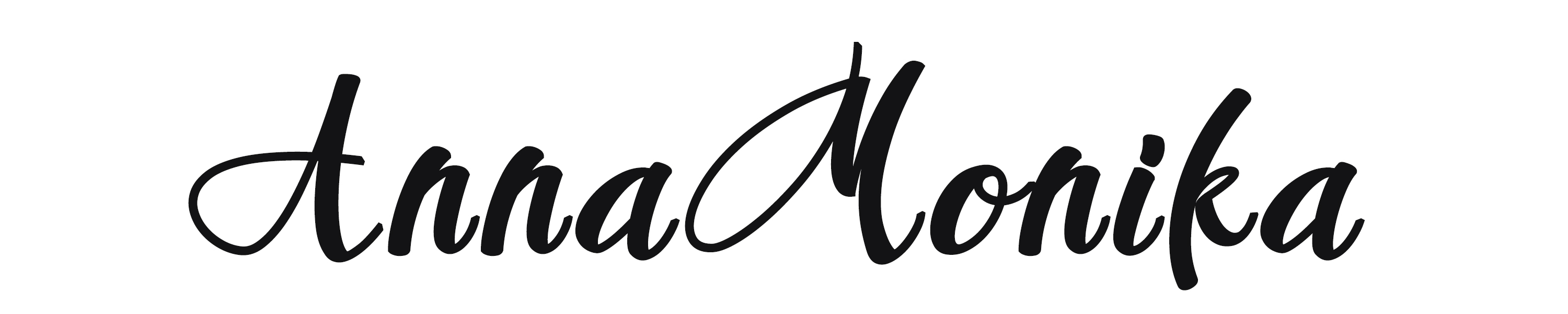 Anna Monika Signature