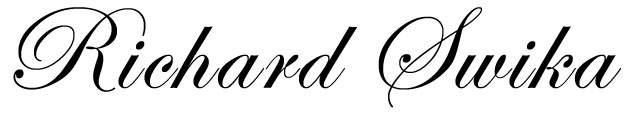 Richard Swika Signature