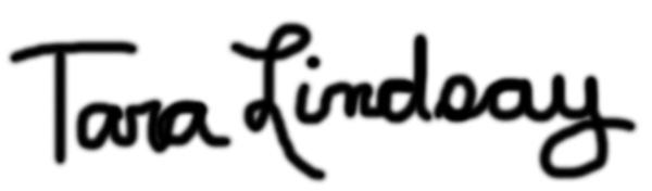Tara C. Lindsay Signature