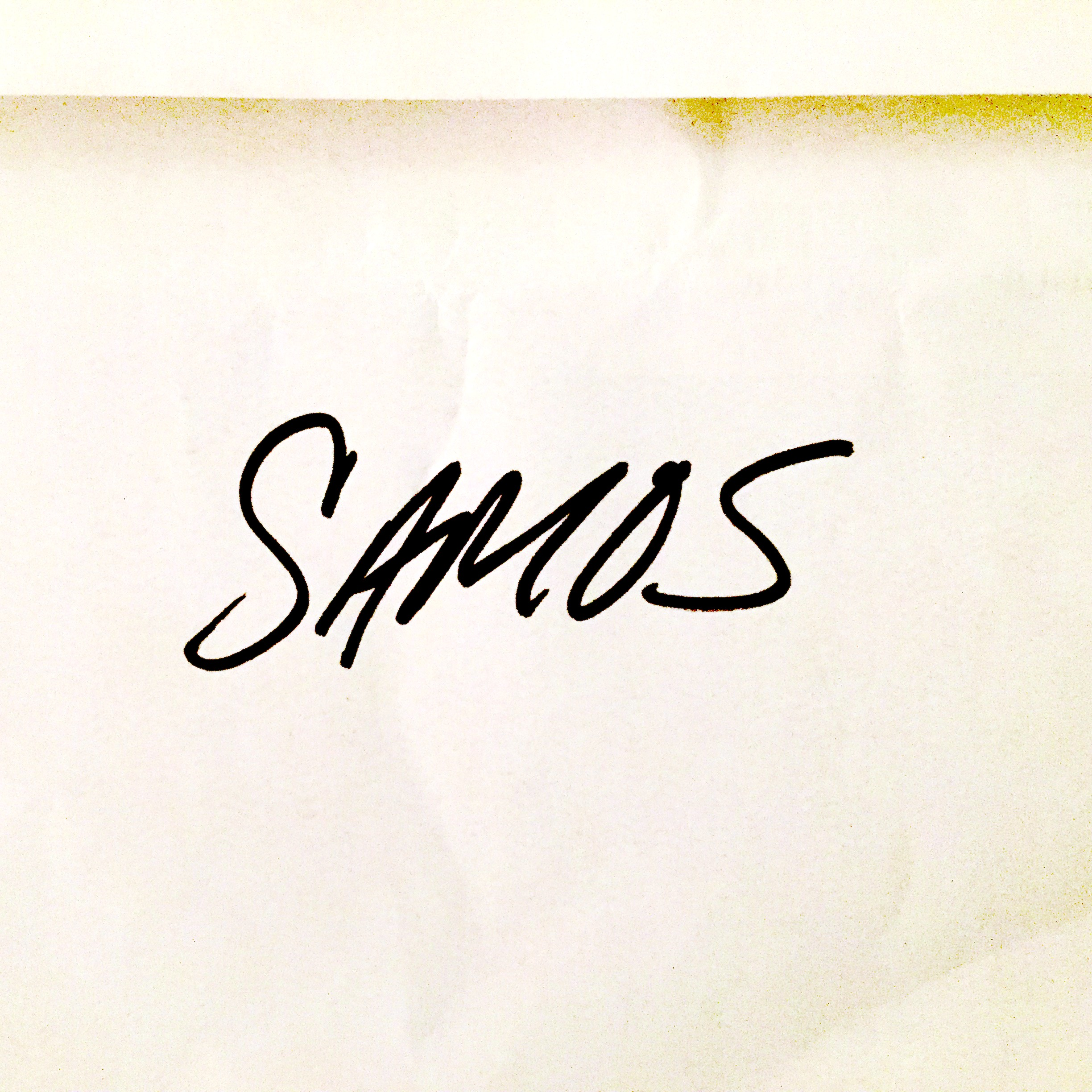 Stephanie Amos Signature