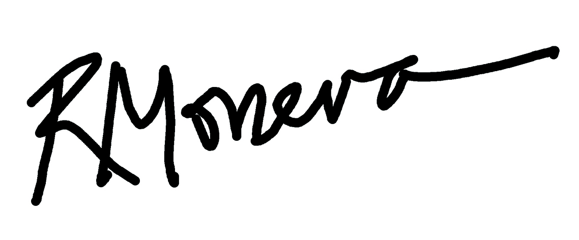 Richard Moneva Signature