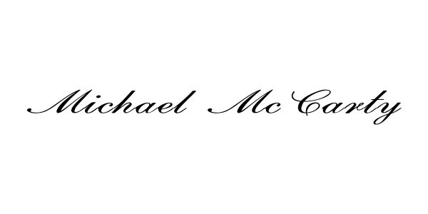 Michael McCarty Signature