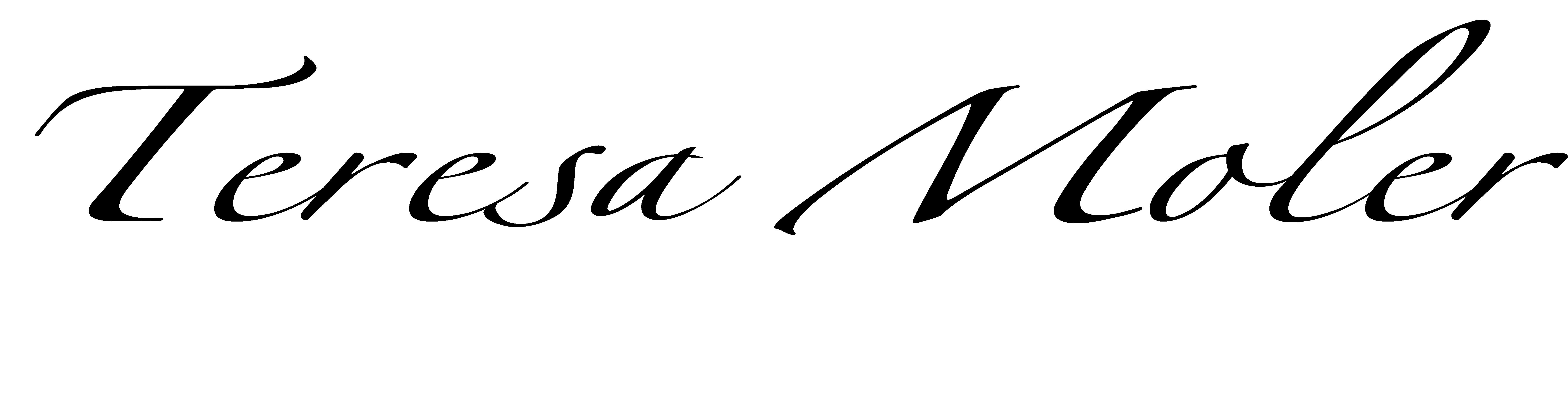 teresa Moler Signature