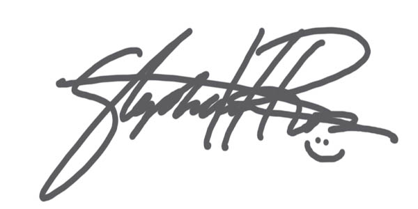 Stephanie Hill-Ross Signature