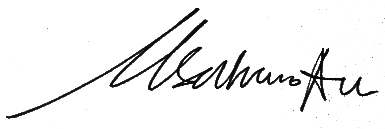 Satrio Adi Signature
