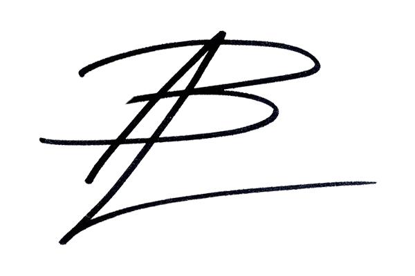 Alienor Llona Bonnard Signature
