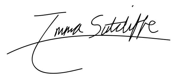 Emma Sutcliffe Signature