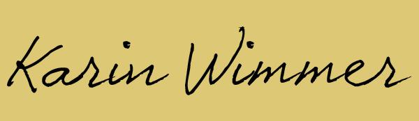 Karin Wimmer Signature
