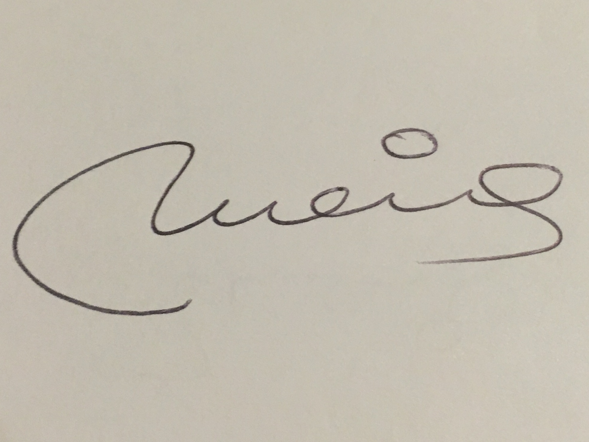 meia Prieto Signature