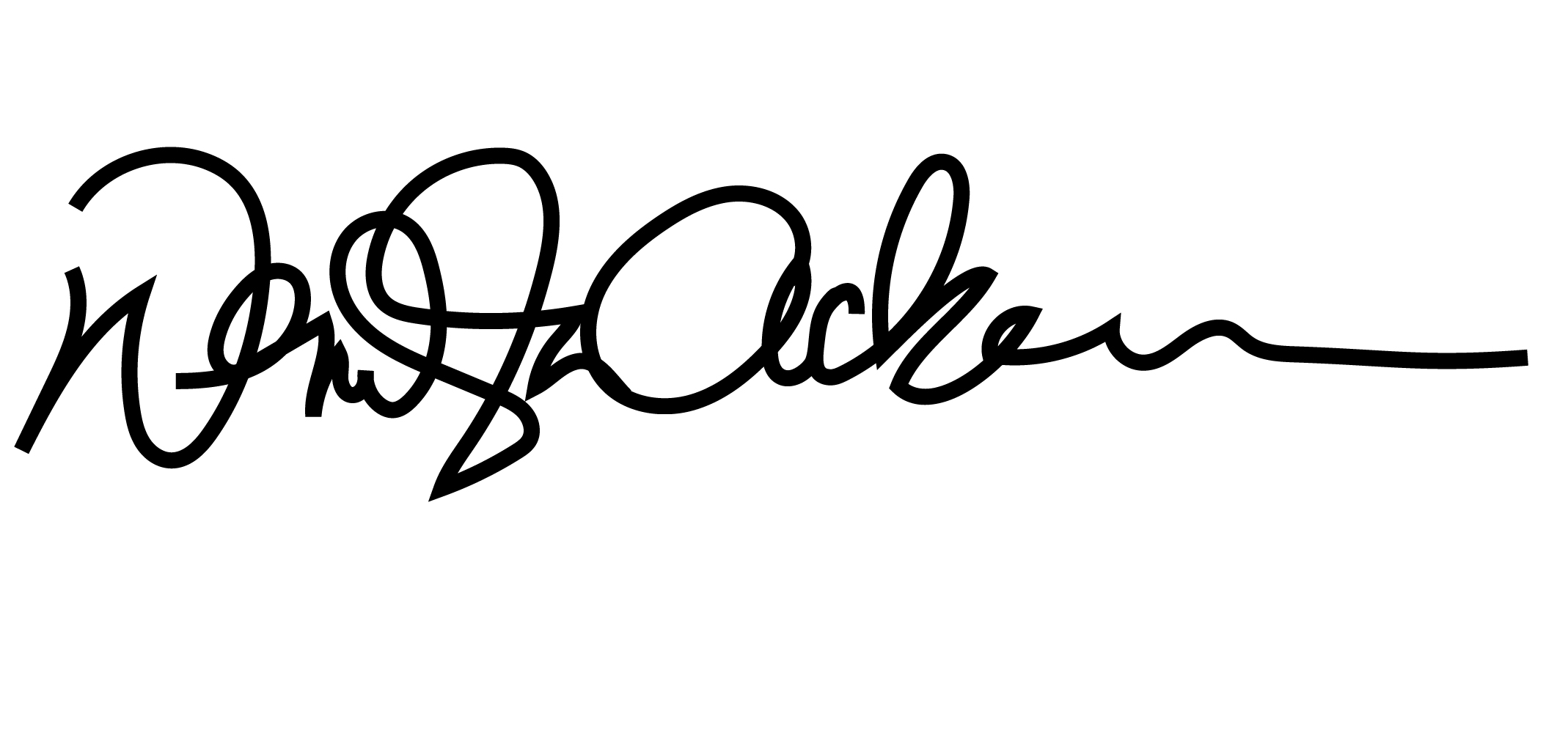 Wendy Ackerman Signature