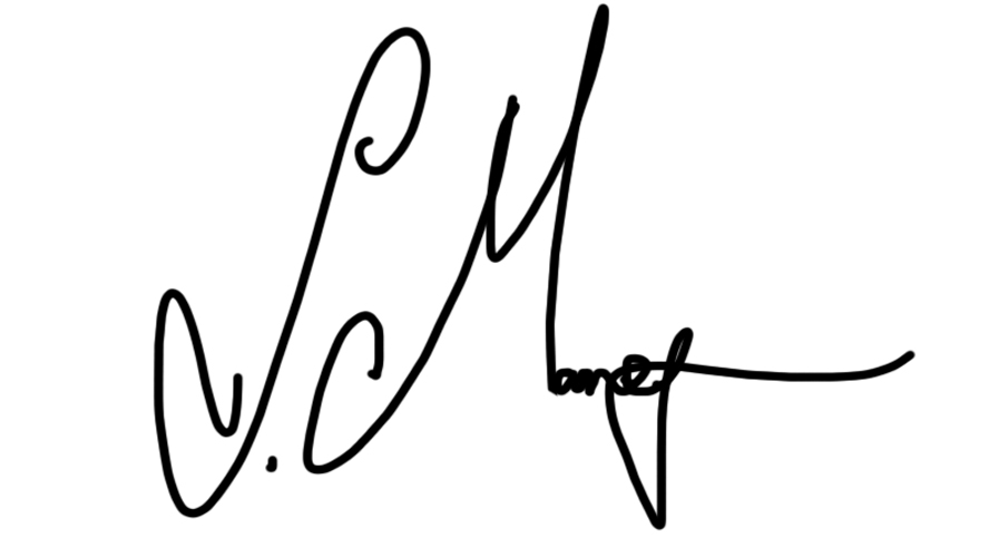 Stephen Mooney Signature