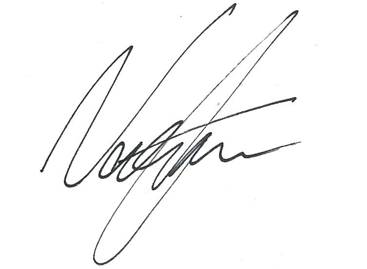 Nat Cann Signature
