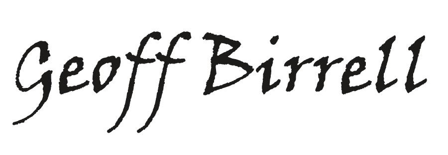 Geoff Birrell Signature