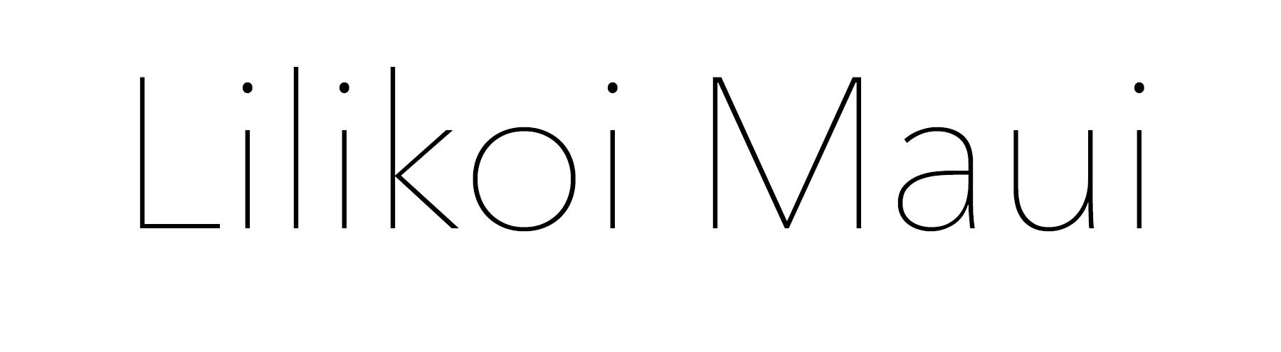 Lilikoi Maui Signature