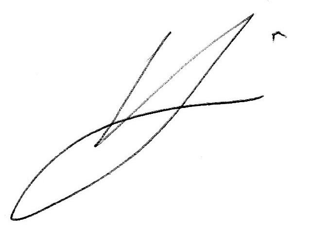 Vern Laine Signature