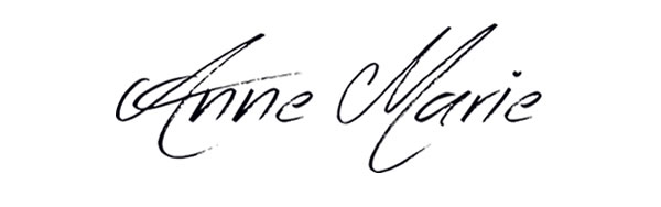 Anne MARIE Oliver Signature