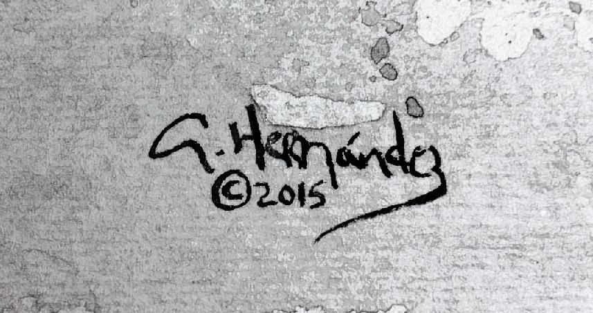 Adiel Hernandez Signature