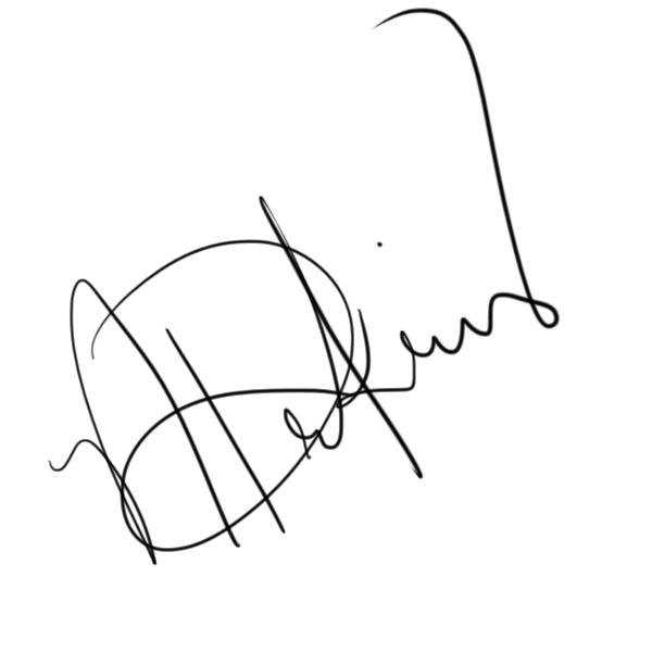 shaeMercy Perkins Signature