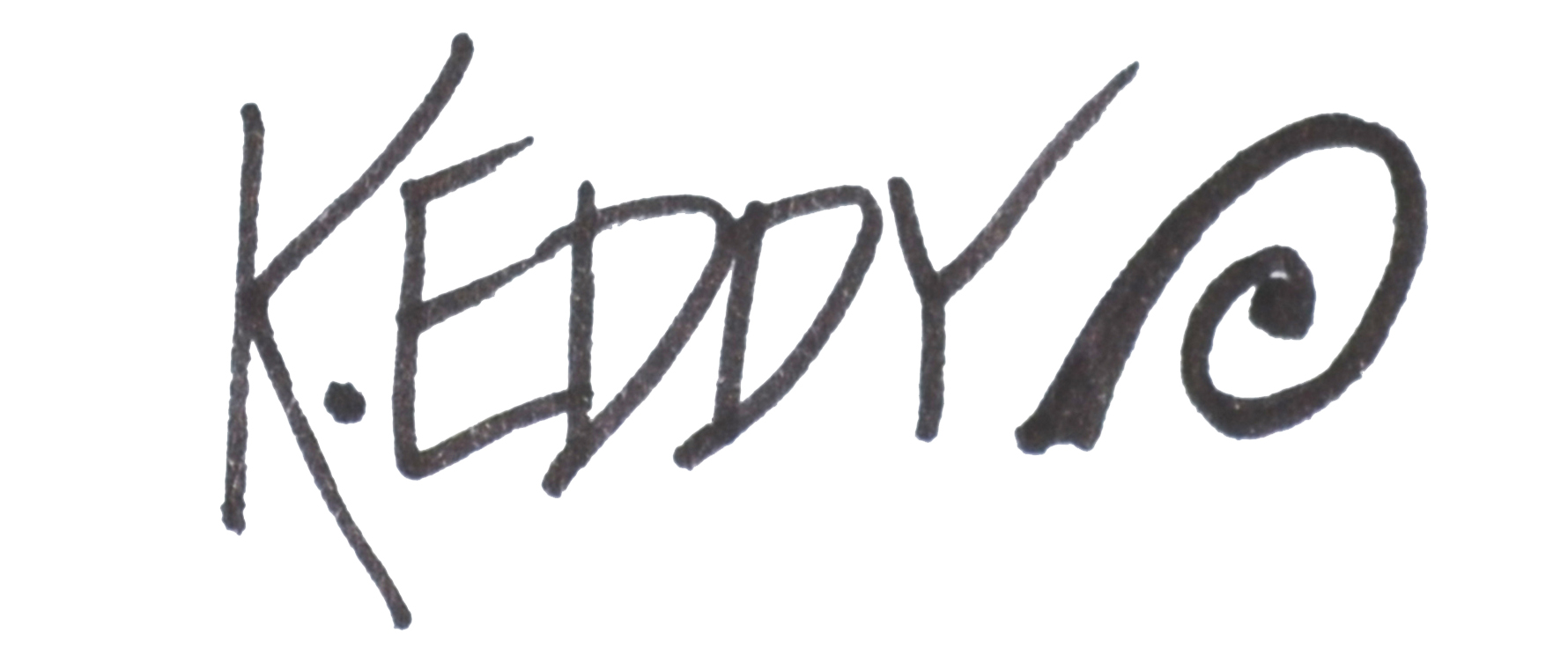 Kimberley Eddy Signature