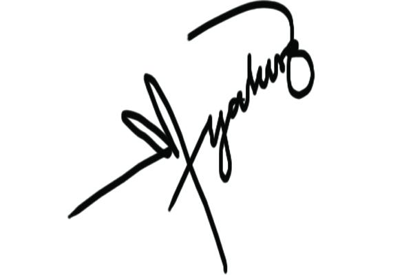 Maika Yalung Signature