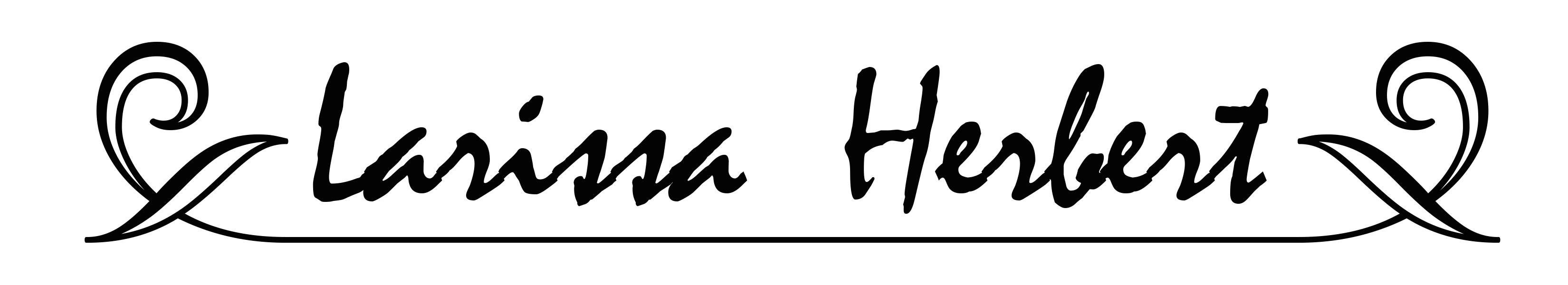 Larissa Herbert Signature