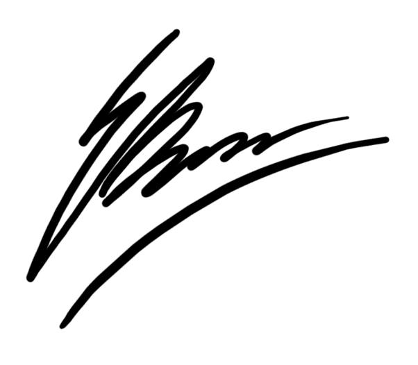 Emily Brown Signature