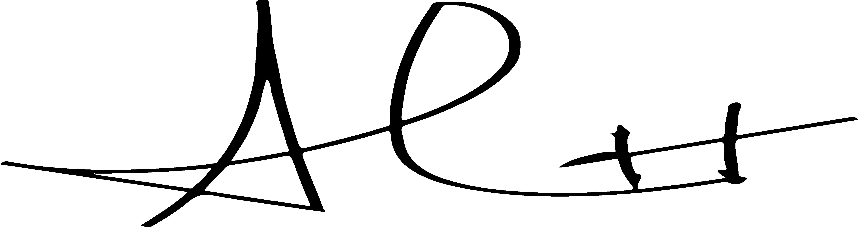 al heilman Signature