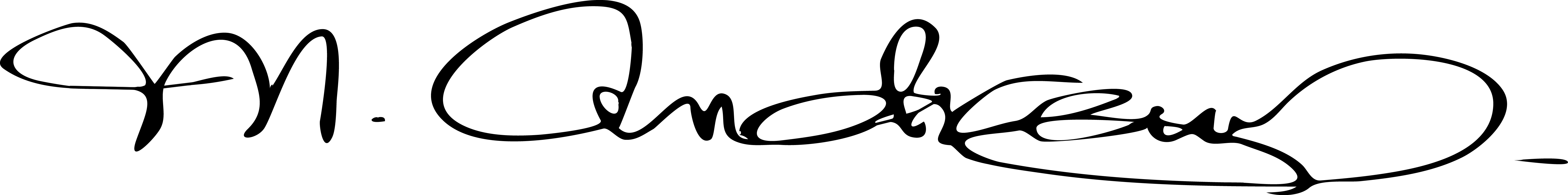 Mindy Andrews Signature