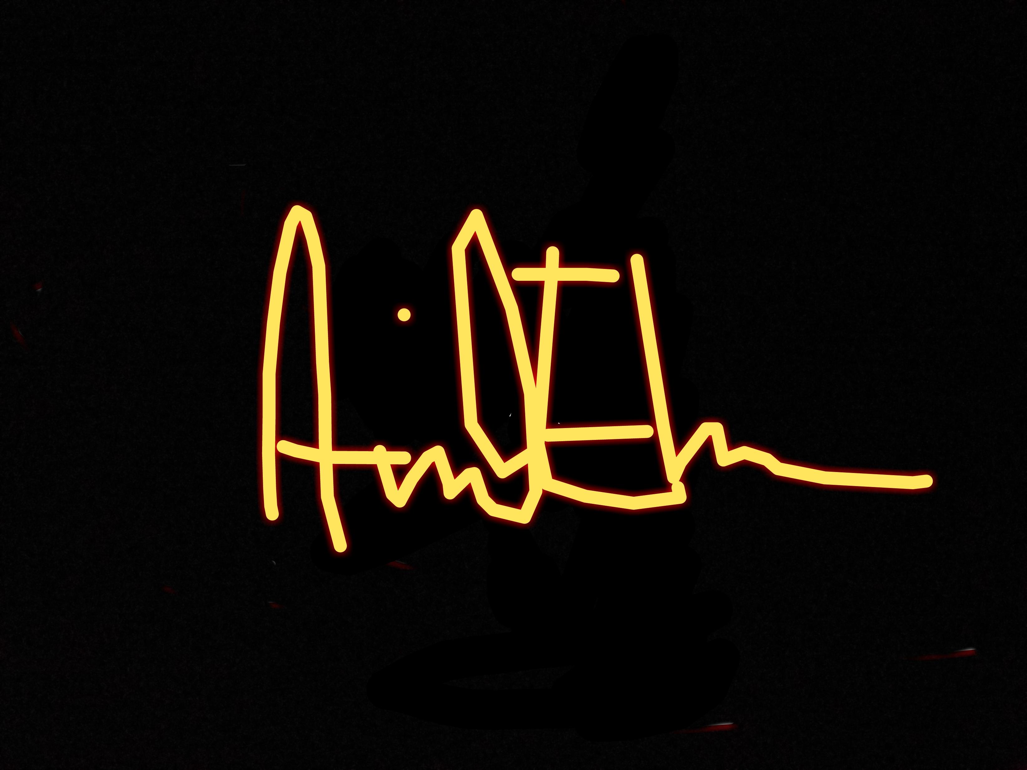 Arvid Ehn Signature