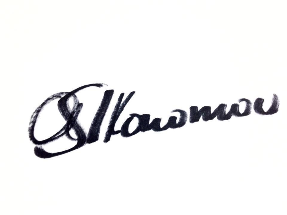 Alexandra Ikonomou Signature