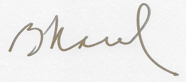 Barb Maul Signature