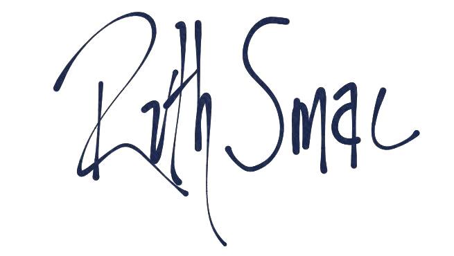 Ruth Macotela Signature