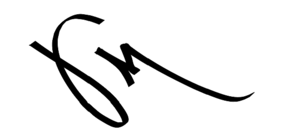 Julio Mendez Signature